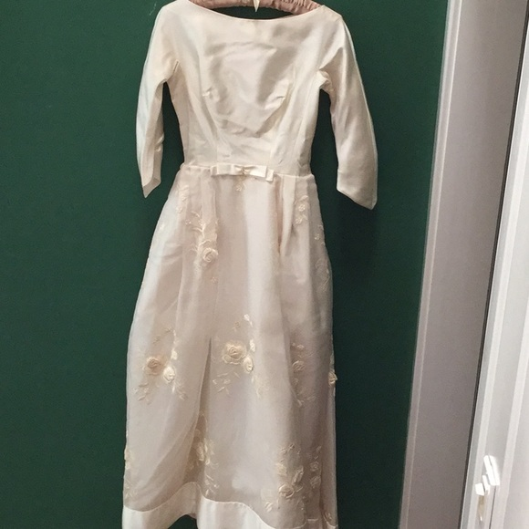 Lord Taylor Dresses Vintage Wedding Dress 1962 Poshmark